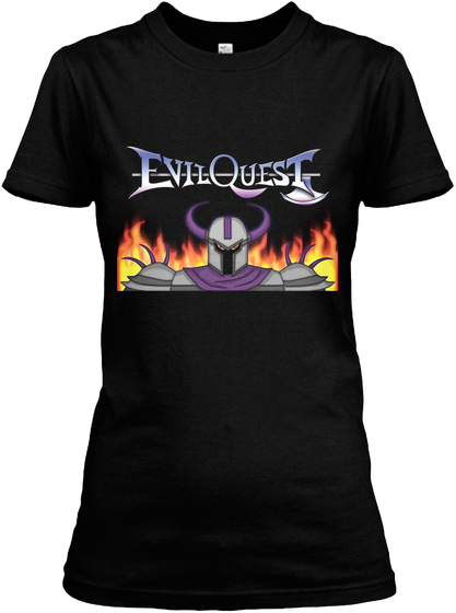 EvilQuest Women's Tee